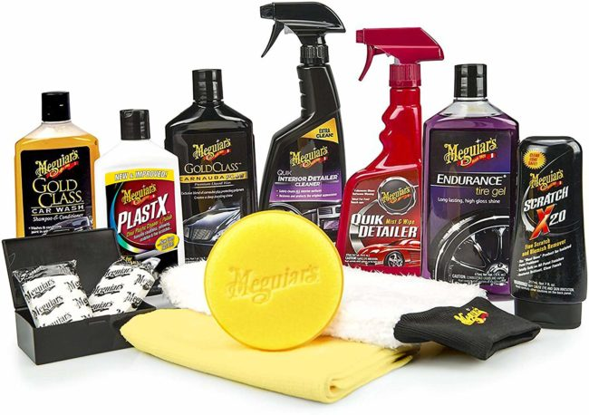 Best Gifts for Teen Boys: Car Cleaning Kit