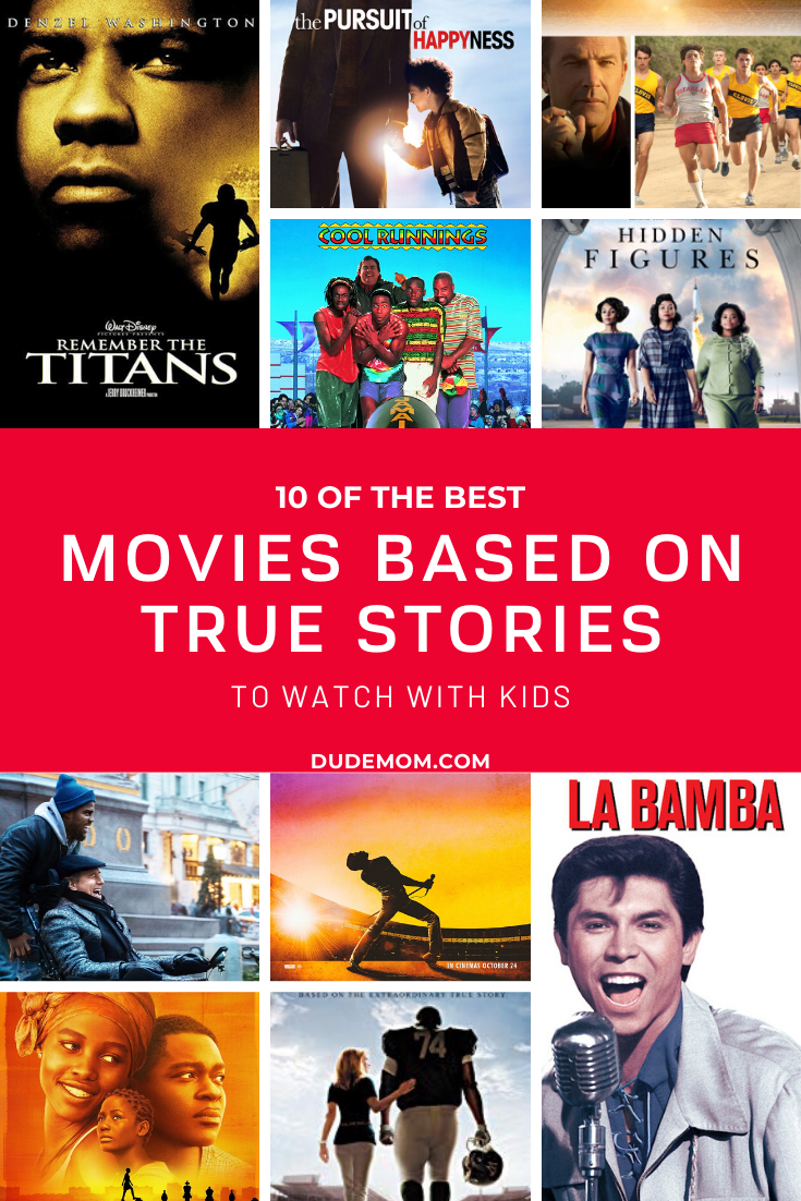Best Movies Based on True Stories to Watch with Kids