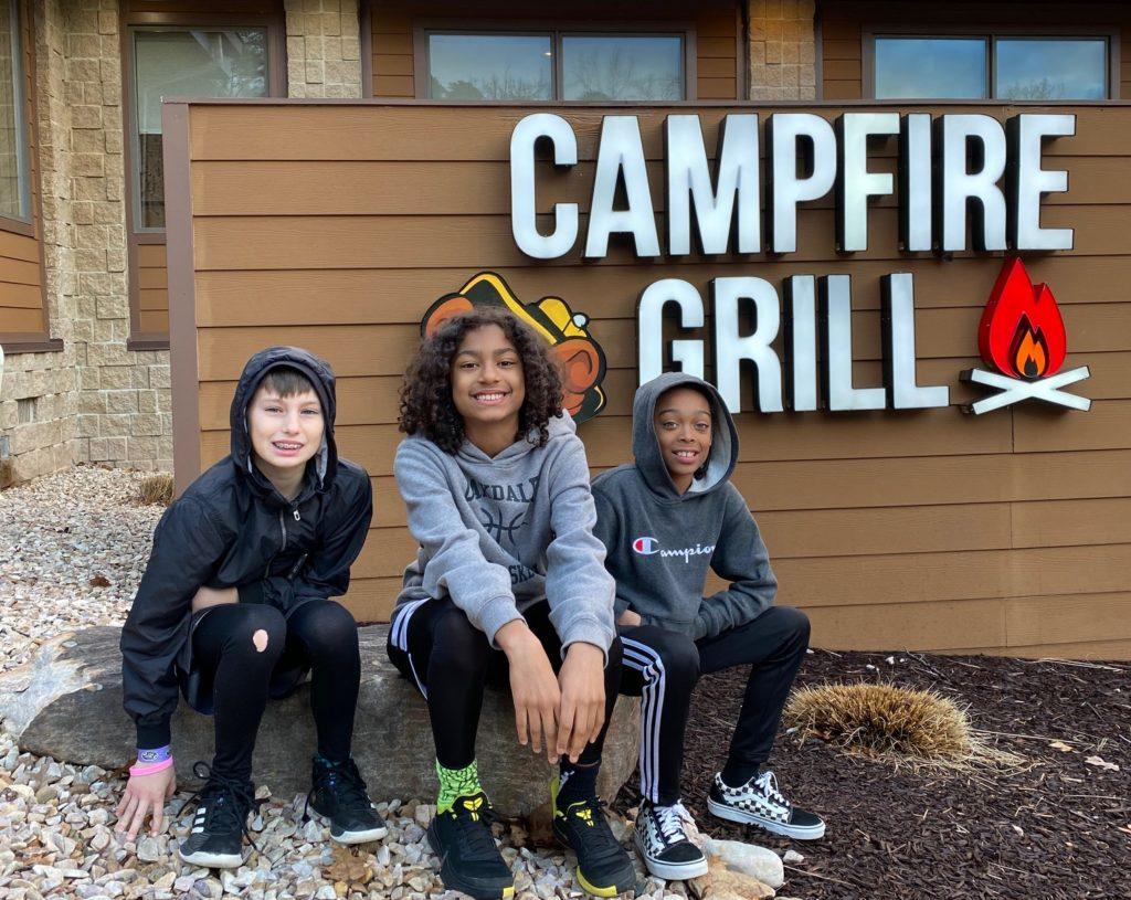 Massanutten Virginia with Kids: Massanutten Resort Campfire Grill