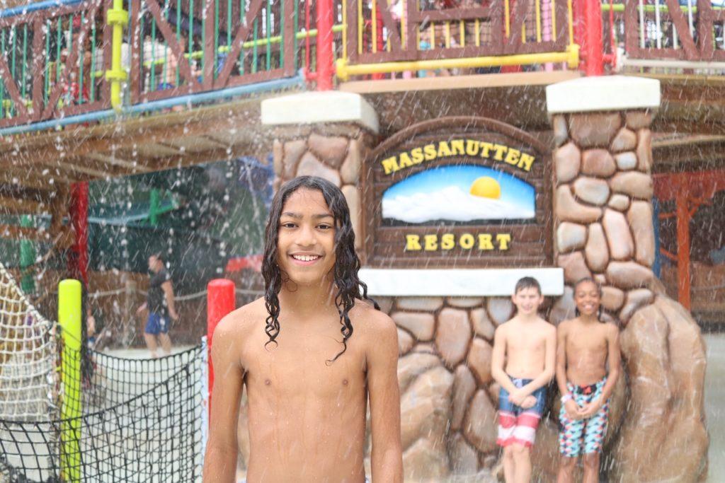 Massanutten Virginia with Kids: Massanutten Resort Water Park