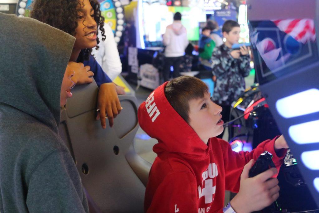 Massanutten Virginia with Kids: Arcade