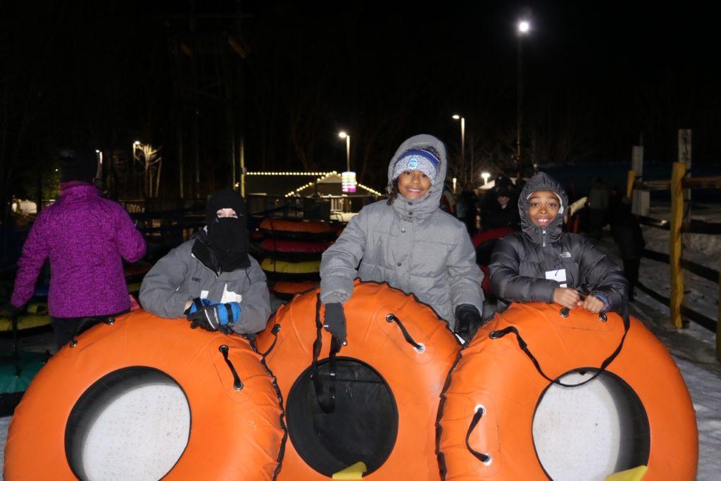 Massanutten Virginia with Kids: Massanutten Resort Nothern Lights Tubing