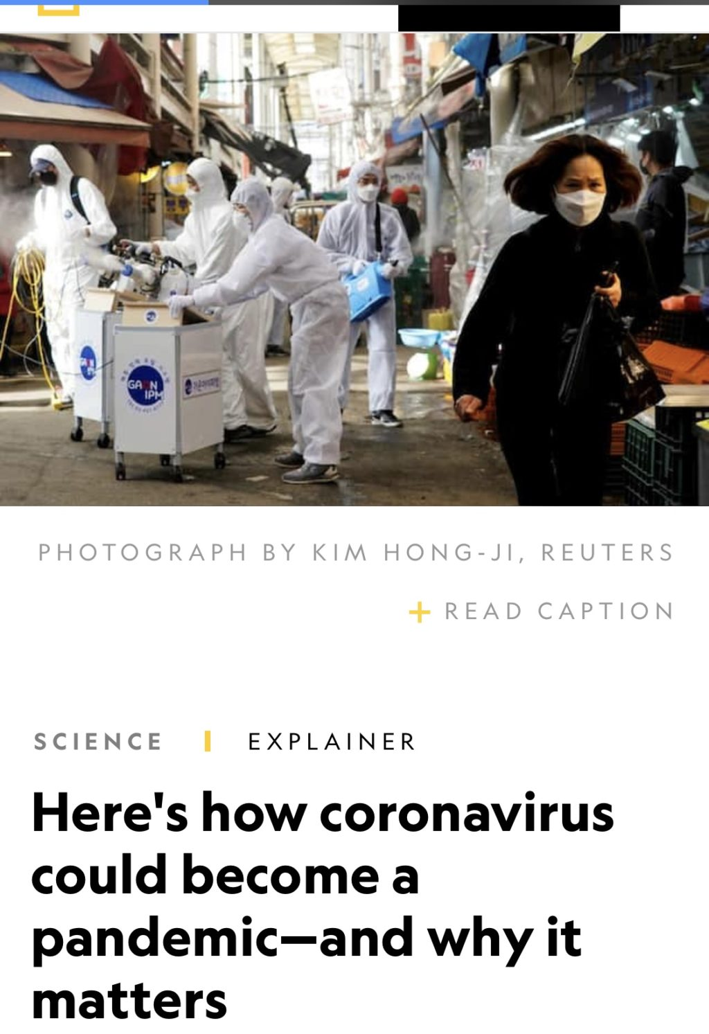 How to Talk to Kids About Coronavirus
