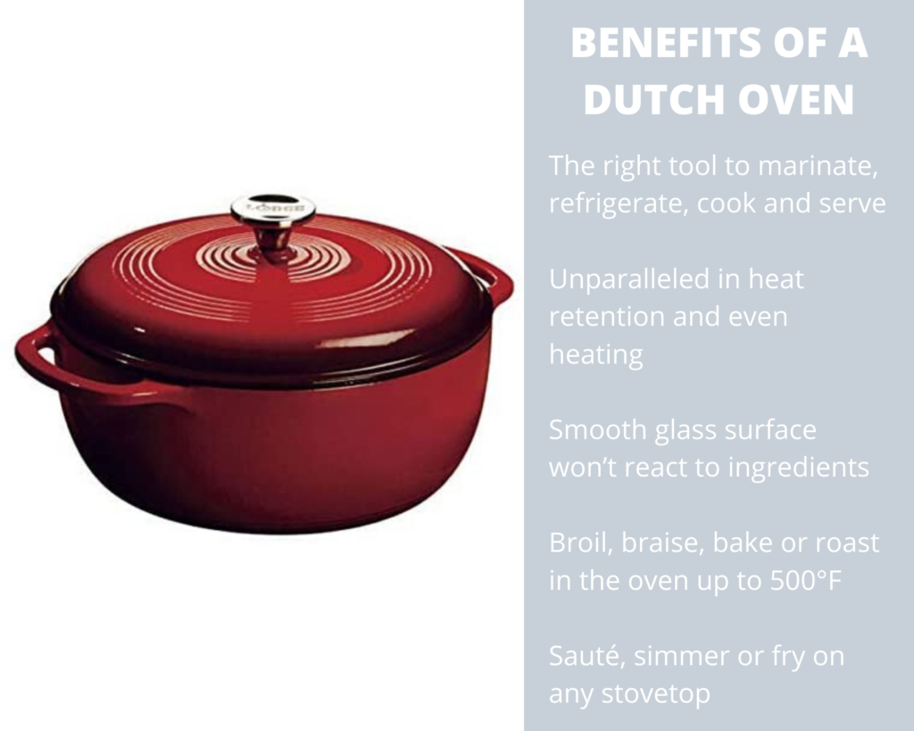 mother's day gifts dutch oven