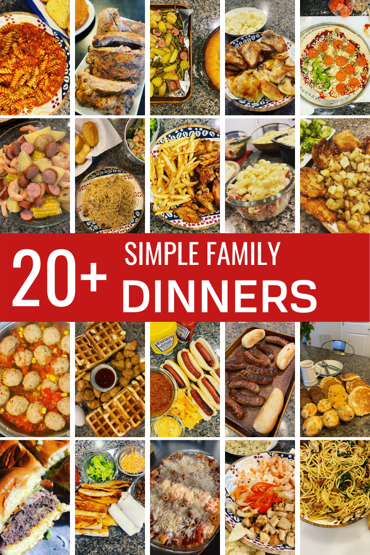 Super Simple Family Dinners