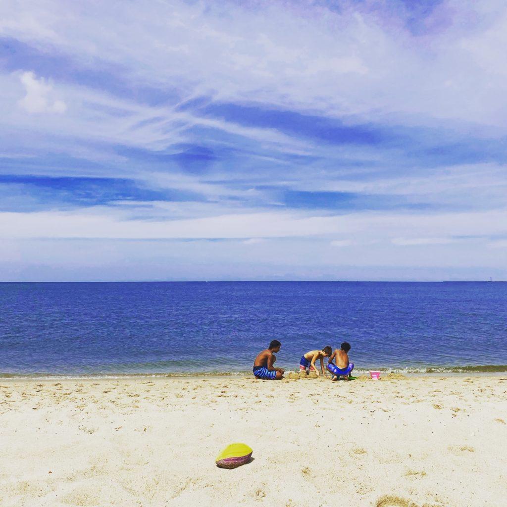 Lewes Delaware Beach