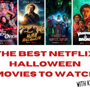 The Best Netflix Halloween Movies to Watch with kids