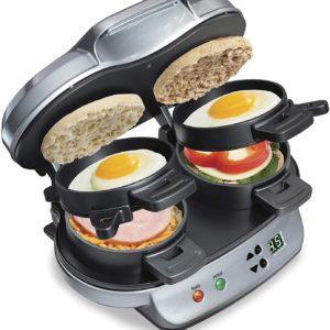 Best Family Gift Ideas: Breakfast Sandwich Maker