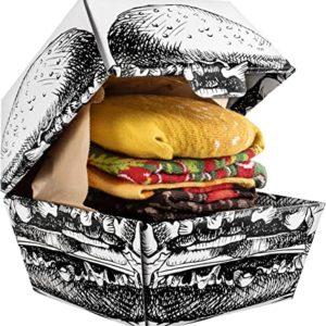 Best Gifts for Teens: Burger Socks