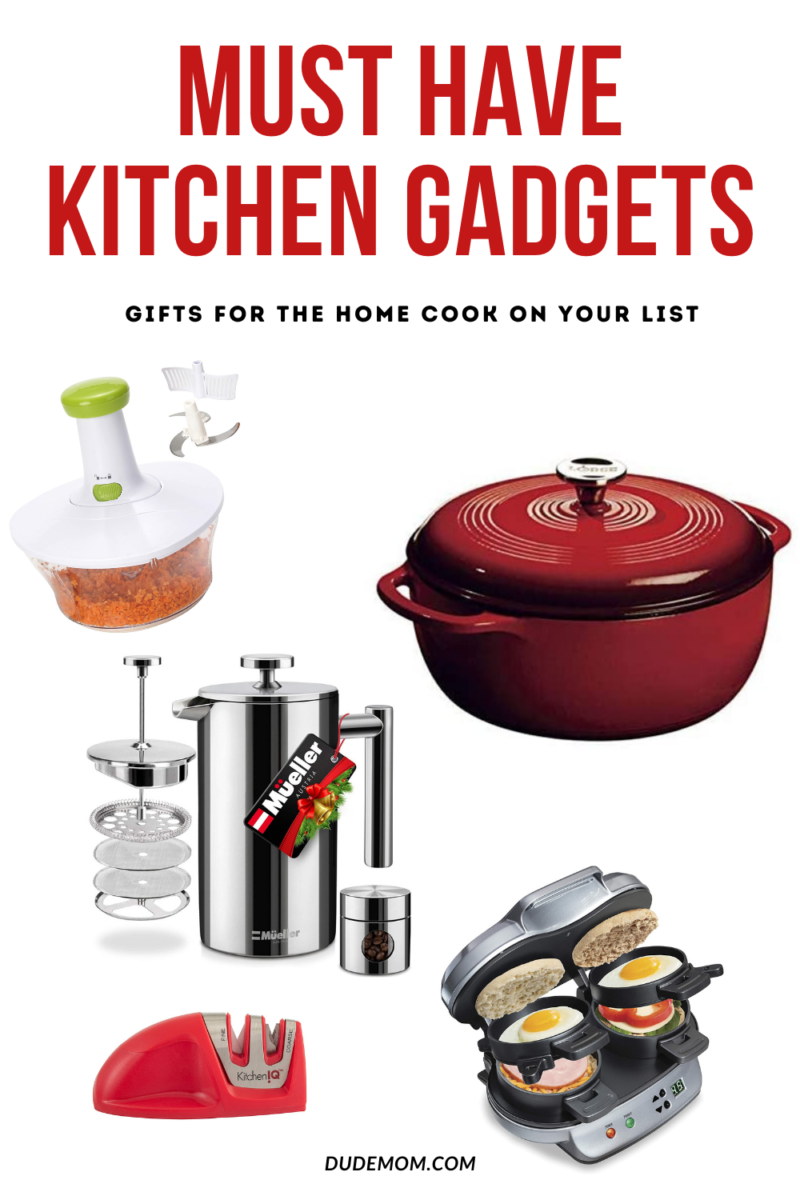 Best Gifts for Cooks: Kitchen Gifts Every Home Cook Will Love