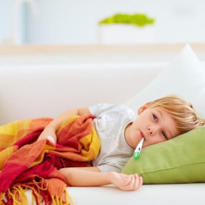 antivirals for flu treatment in kids