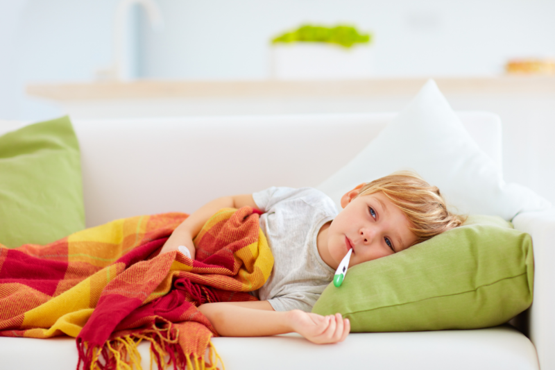 antivirals for flu treatment in kids