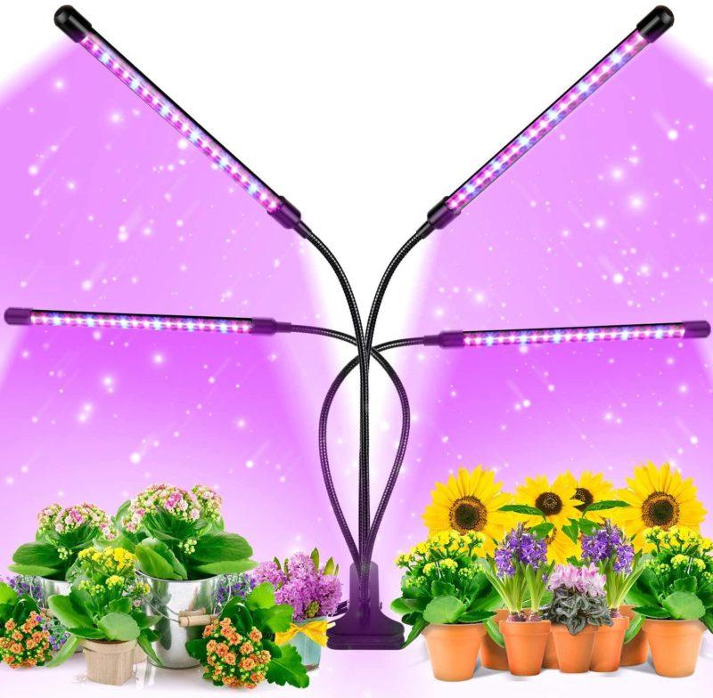 grow light for houseplants