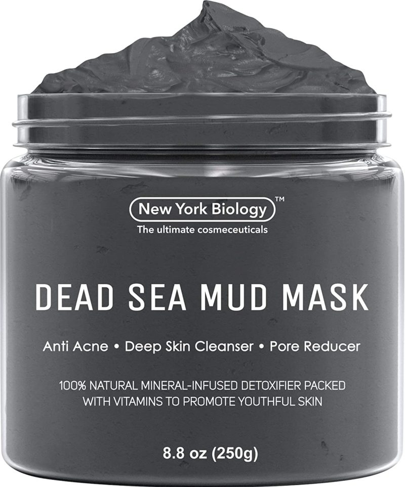 mother's day gift ideas - dead sea mud mask